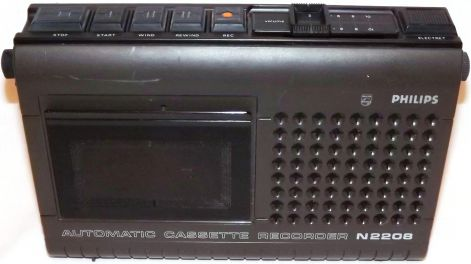 PHILIPS N2208 RECORDER